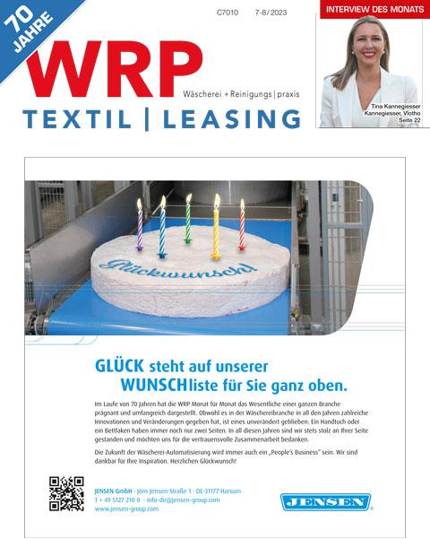 WRP Wäscherei + Reinigungspraxis
